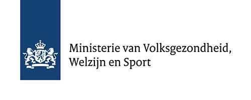 Logo Ministerie van VWS