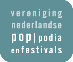 Logo Vereniging Nederlandse Poppodia en -Festivals