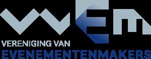 Logo van de Vereniging van Evenementenmakers
