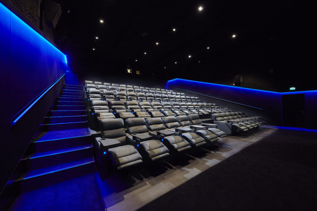 Foto interieur Pathe