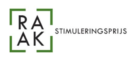 Logo Raak Stimuleringsprijs