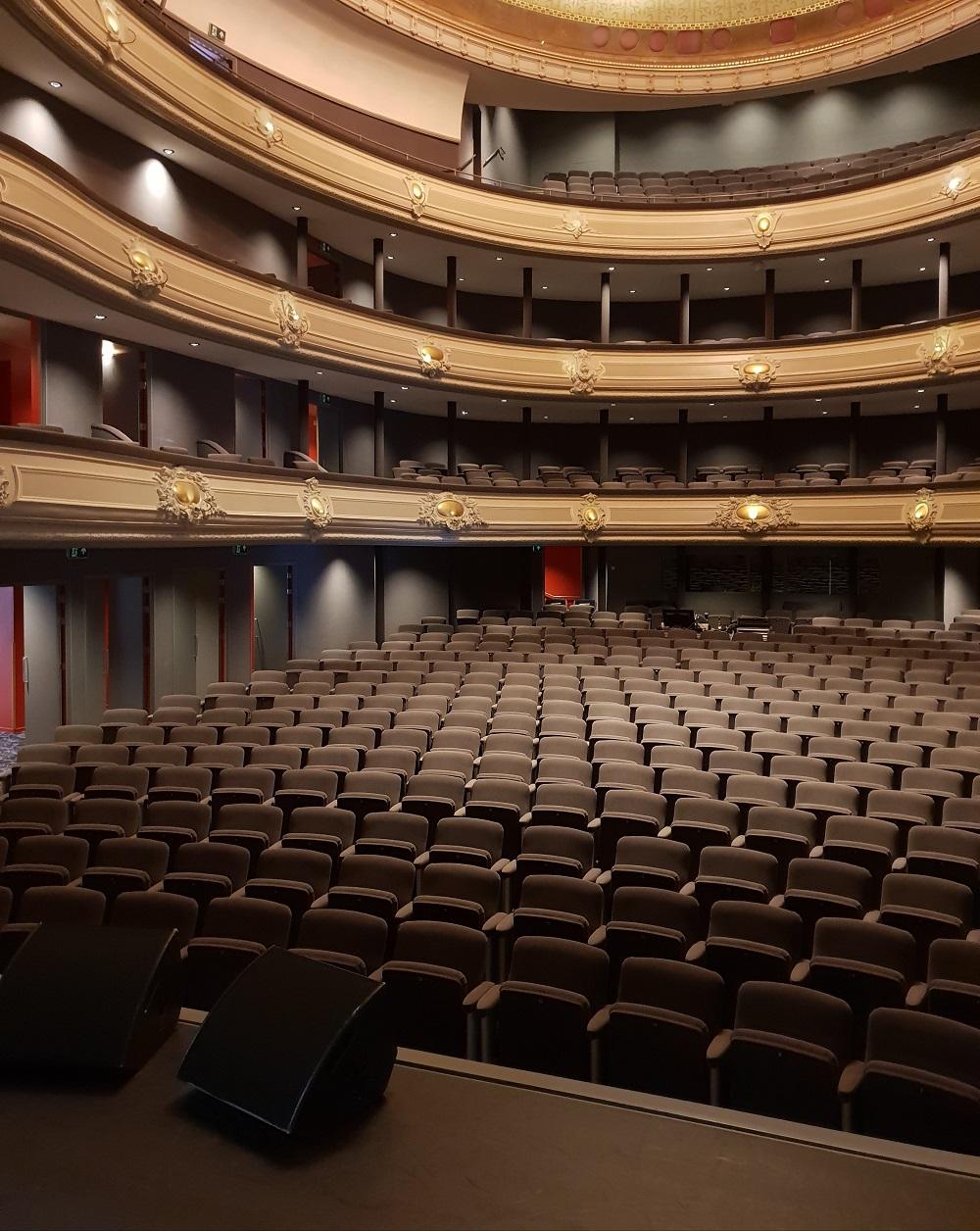 Foto van het Theater