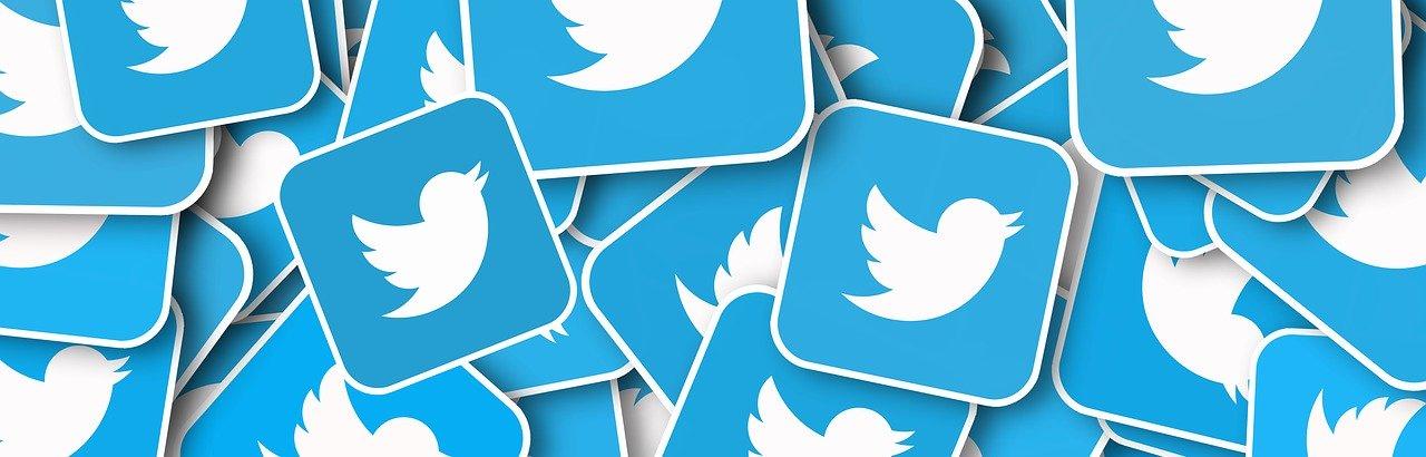 Visual met diverse Twitter icoontjes